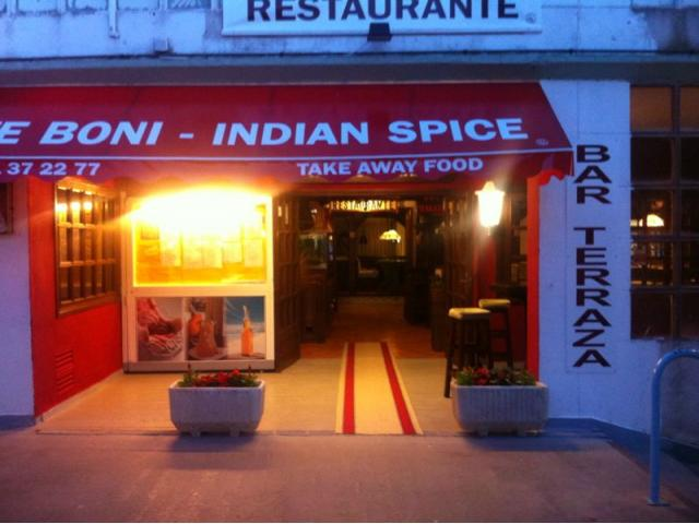 Boni Indian Spice