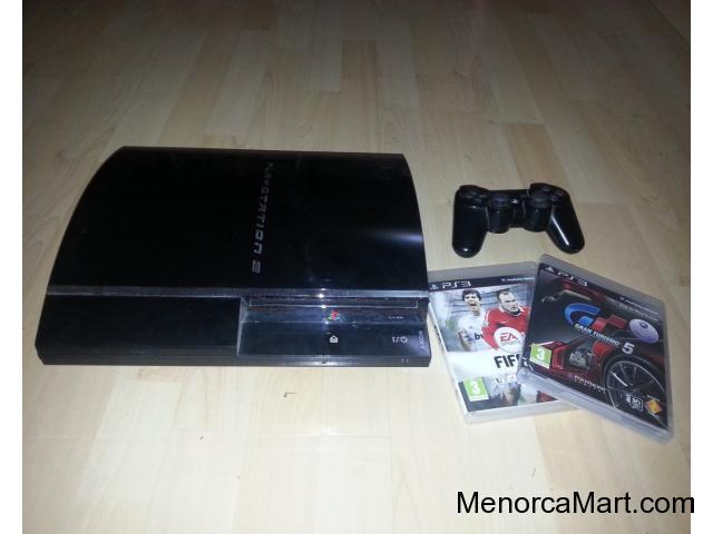 60GB PS3 FAT Mahón - Menorca Mart
