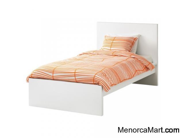 Ikea Bed BRAND NEW 209cm x 106cm