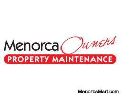 Menorca Owners Property Maintenance