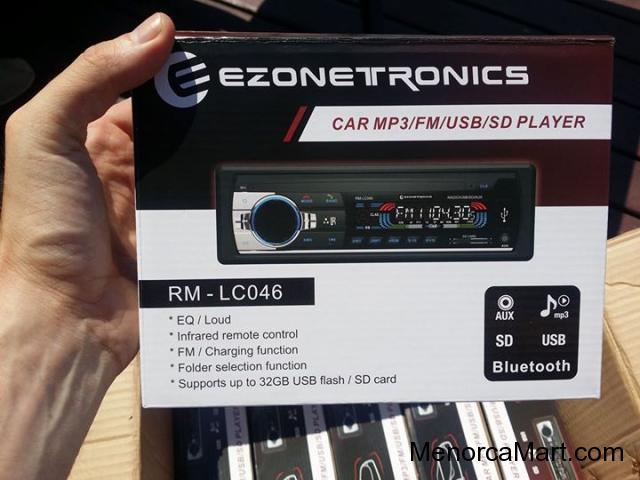 Car Stereo USB/CD/AM/FM/BLUETOOTH
